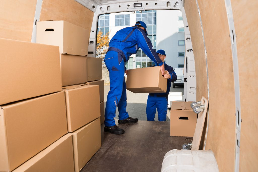 Residential Movers Pismo Beach CA